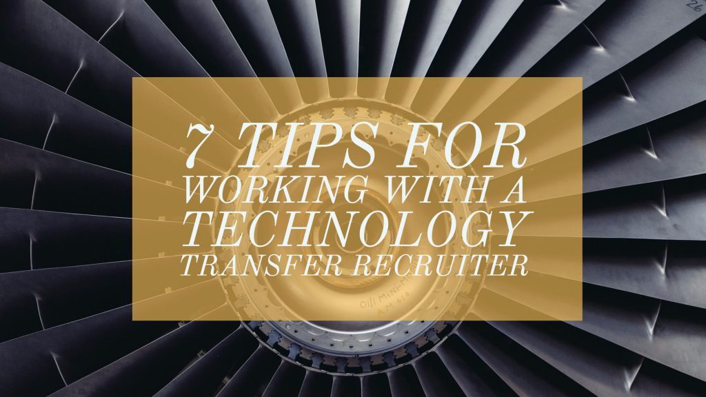 Tips on working with a search firm