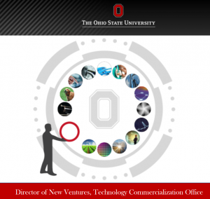 Director of New Ventures, The Ohio State University