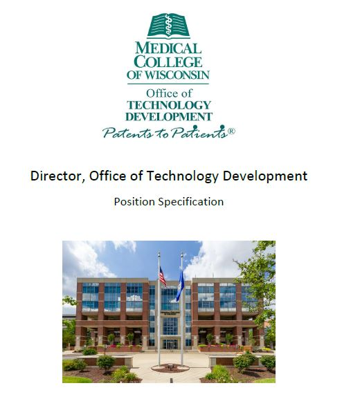 Director, Office of Technology Development, Medical College