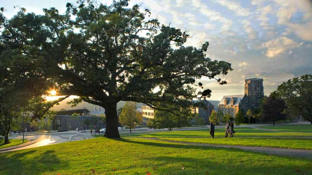 Cornell University Ithaca Campus