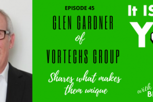 Our Very Own Glen Gardner Does a Podcast